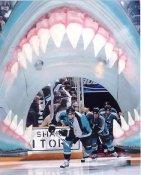 Joe Thornton LIMITED STOCK Sharks 8x10 Photo