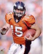 Tim Tebow 1st NFL TD Denver Broncos 8X10 Photo