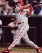 Mike Lieberthal Philadelphia Phillies 8X10 Photo