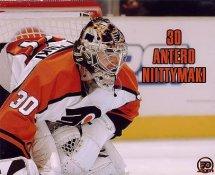 Antero Niittymaki LIMITED STOCK Flyers 8x10 Photo