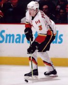 Dion Phaneuf LIMITED STOCK Flames 8x10 Photo