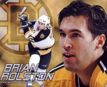Brian Rolston LIMITED STOCK Bruins 8x10 Photo