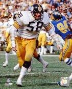 Jack Lambert Pittsburgh Steelers 8x10 Photo