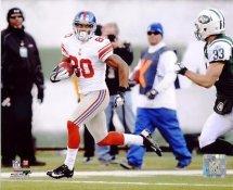 Victor Cruz 99Yard TD New York Giants 8X10 Photo