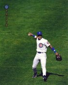 Sammy Sosa LIMITED STOCK Chicago Cubs Zenith Pinnacle Card 8X10 Photo
