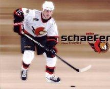 Peter Schaefer LIMITED STOCK Ottawa Senators 8x10 Photo