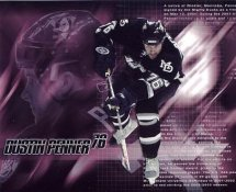 Dustin Penner LIMITED STOCK Mighty Ducks 8x10 Photo