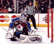 Peter Budaj LIMITED STOCK Colorado Avalanche 8x10 Photo
