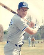 Ed Amelung LIMITED STOCK LA Dodgers 8x10 Photo