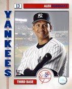 Alex Rodriguez LIMITED STOCK Yankees 8X10 Photo