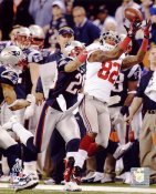 Mario Manningham Super Bowl 46 Catch New York Giants 8X10 Photo