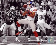 Victor Cruz Super Bowl 46 Spotlight New York Giants 8X10 Photo