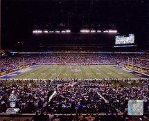 N2 Lucas Oil Stadium Super Bowl 46 Giants vs. Patriots 8X10 Photo