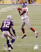 Hakeem Nicks Super Bowl 46 New York Giants 8X10 Photo