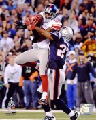 Hakeem Nicks LIMITED STOCK Super Bowl 46 New York Giants 8X10 Photo