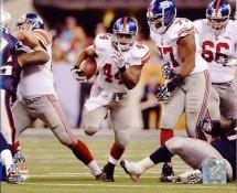 Ahmad Bradshaw Super Bowl 46 New York Giants 8X10 Photo