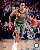 Brandon Jennings Milwaukee Bucks 8X10 Photo LIMITED STOCK