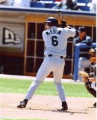 Dan Wilson LIMITED STOCK Seattle Mariners 8X10 Photo