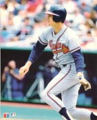 Dale Murphy Atlanta Braves Glossy Card Stock LIMITED STOCK 8X10 Photo