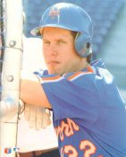 Kevin McReynolds LIMITED STOCK Glossy Card Stock New York Mets 8X10 Photo
