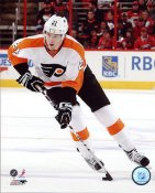 James Van Riemsdyk Philadelphia Flyers 8x10 Photo