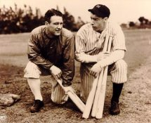 Lou Gehrig & Joe Dimaggio SUPER SALE New York Yankees 8X10 Photo