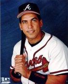Andres Galarraga LIMITED STOCK Atlanta Braves 8X10 Photo