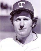 Terry Crowley Texas Rangers 8X10 Photo