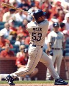 Cha Seung Baek LIMITED STOCK San Diego Padres 8x10 Photo