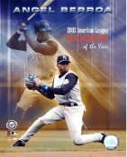 Angel Berroa LIMITED STOCK 2003 Rookie Of The Year Kansas City Royals 8x10 Photo