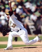 Craig Breslow LIMITED STOCK  Oakland A's 8X10 Photo