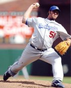 Jonathan Broxton LIMITED STOCK LA Dodgers 8X10 Photo