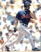 David Delluci LIMITED STOCK Cleveland Indians 8X10 Photo