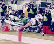 Justin McCareins SUPER SALE New York Jets 8X10 Photo