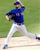 Kason Gabbard LIMITED STOCK Texas Rangers 8X10 Photo