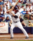 Jason Kendall LIMITED STOCK Milwaukee Brewers 8X10 Photo