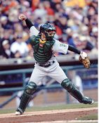 Jason Kendall LIMITED STOCK Oakland A's 8X10 Photo