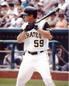 Rob Mackowiak LIMITED STOCK Pittsburgh Pirates 8X10 Photo