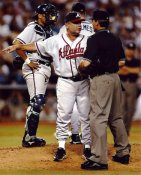 Leo Mazzone LIMITED STOCK Atlanta Braves 8X10 Photo