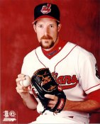 Jack McDowell LIMITED STOCK Cleveland Indians 8X10 Photo