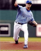 Gil Meche LIMITED STOCK Kansas City Royals 8X10 Photo