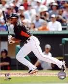 Jose Reyes LIMITED STOCK Florida Marlins 8X10 Photo