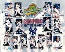 Yankees 1996 World Series Champions New York Team LIMITED STOCK 8X10 Photo
