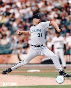 Brad Penny LIMITED STOCK Florida Marlins 8X10 Photo