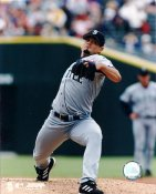 Joel Pinero LIMITED STOCK Seattle Mariners 8X10 Photo
