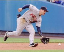 Nick Punto LIMITED STOCK Minnesota Twins 8X10 Photo