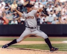 Billy Sadler LIMITED STOCK San Francisco Giants 8X10 Photo