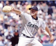 Jarrod Washburn LIMITED STOCK Seattle Mariners 8X10 Photo