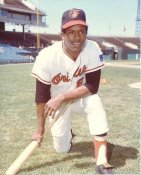 Paul Blair LIMITED STOCK Baltimore Orioles 8X10 Photo