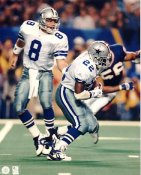 Troy Aikman & Emmitt Smith SUPER SALE Dallas Cowboys 8X10 Photo